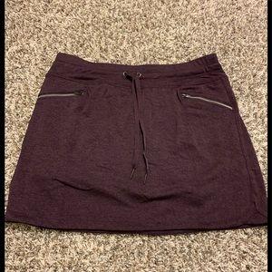 Women's Tangerine skirt / skort size medium